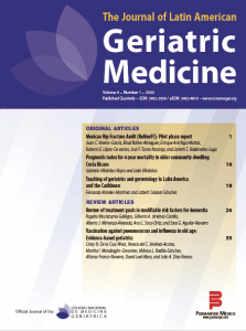 JOURNAL GERIATRIC MEDICINE